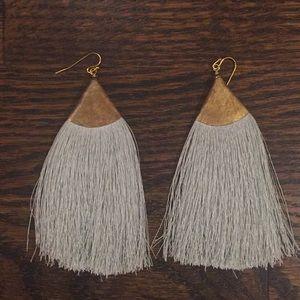 Jewelry - Anthropologie Tassel Earrings
